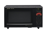 SHARP R820BK 900W Convection Microwave Black