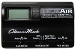 Coleman-Mach 6535-3442 Digital True Air Thermostat, Black, 2 Stage