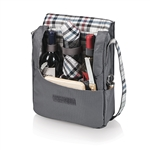 Picnic Time Britannia Wine and Cheese Tote - Carnaby Street Collection