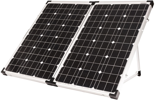 Go Power GP-PSK-120 120W Portable Folding Solar Kit