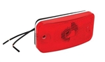 RV Designer E395 Fleetwood Style Clearance Light - Red