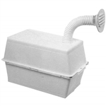 MTS Products 250276 Large Battery Box White