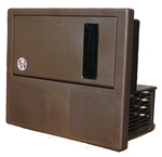 WFCO WF8945ANP Power Center, 45 Amp Brown