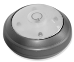 Rite Lite LPL620 Single Gray 5 LED Puck Light