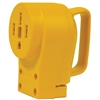 Camco 55353 Power Grip Replacement Receptacle 50 Amp