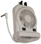 RV Designer M550 RV Fan/Light - 12 Volt