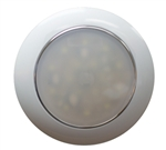 "Diamond Group 52650 3"" Round LED Slim Line Touch Light"