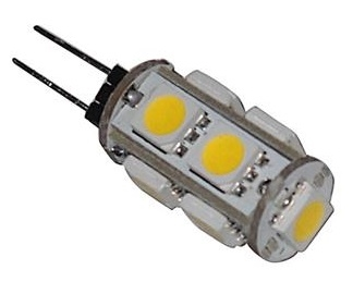 9 Diode LED Replacement Bulb G4 Base