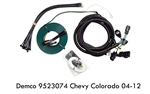 Demco 9523074 Towed Connector Chevy Colorado�04-12�