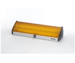 Thin Lite Fluorescent Porch Light, Amber