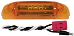 Peterson V160KA Amber Clearance/Side Marker Light Kit