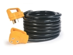 Camco 55191 Power Grip Electrical Extension Cord - 30 Amp - 25'