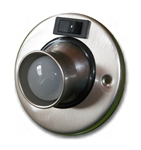 Directional Reading Lights, Satin Nickel