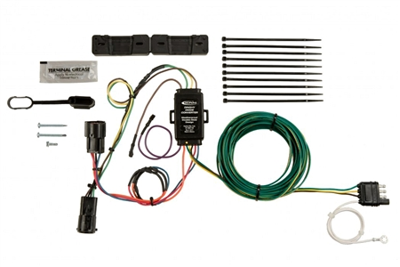 Hopkins 56004 Ford Towed Vehicle Wiring Kit