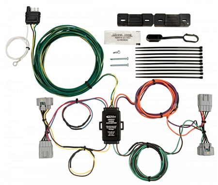 Hopkins 56206 Jeep Towed Vehicle Wiring Kit