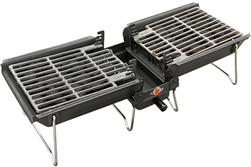 Mr Flame 65658 Son Of Hibachi Barbecue Combo Grill