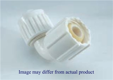 "Swivel Elbow, 1/2""Pex x 3/4""F"