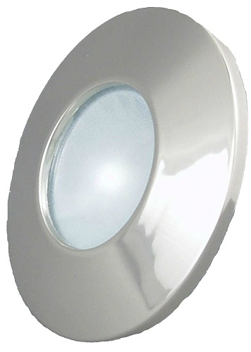 Gustafson AM4015 10W RV Halogen Light - Nickel