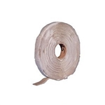 "Heng's 5855 RV Roof Repair Trimmable Butyl Rubber Tape - 3/16"" x 3/4"" x 20' - Off White"