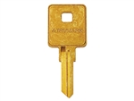 RV Designer T600 Replacement Key For TriMark T507 Deadbolt