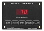 Garnet 709-4-MO SeeLevel II Monitor Only