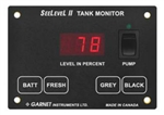 Garnet 709-P3 SeeLevel II Tank Monitor - Monitor Only