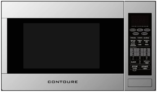 Contoure RV-190S-CON 1.2 cu ft RV Convection Microwave Stainless Steel