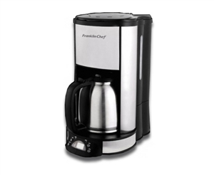 Franklin Chef FCZD137S Digital RV Coffee Maker