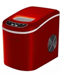 Franklin Chef FCI122R Red Portable Ice Maker