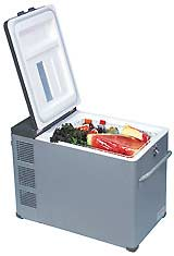 Norcold 1.5cu/ft. Capacity Dual-Voltage Refrigerator/Freezer