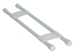 Camco 44073 Refrigerator Double Bars