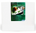 Camco 43707 Decor-Mate Stove Topper - White