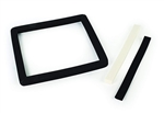 "Camco 25071 Universal Air Conditioner Roof Gasket Seal - 14"" x 14"""