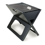 Picnic Time X-Grill Portable BBQ - Black