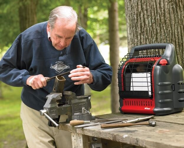 Mr Heater F274800 Big Buddy Portable Heater