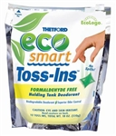 Thetford 32952 Eco-Smart 12 Pack Toss Ins Holding Tank Treatment