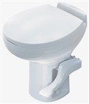 White Aqua Magic Residence Toilet