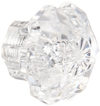 Utopia 91300131 Diverter Faucet Pull Knob, Clear