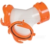 Camco 39812 RhinoFlex Swivel Wye