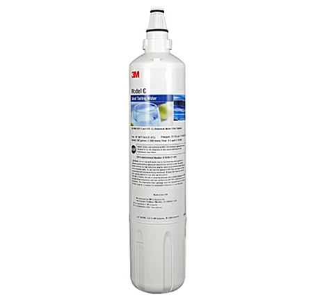 3M Under Sink Filtration, Replacement Filter Type C