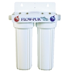 Flow-Pur Exterior Dual Filter System