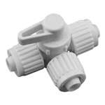 "Elkhart Supply 16902 3-Way Fresh Water Bypass Valve - 3/8"" PEX"