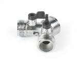 Camco 20113 RV Metal Y Shut-Off Valve