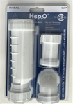 Hepvo Hygienic Self Sealing Waste Valve - 1 1/4""