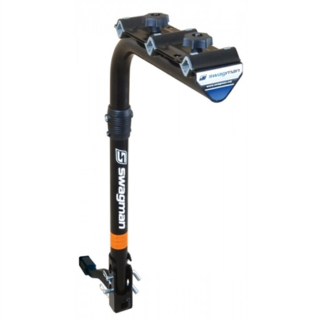 Swagman 3 Bike Single Arm Fold Down Hitch Rack