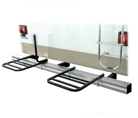 Swagman 80605 2 Position Bike Carrier, Rv Bumper Platform