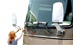 ADCO Class A Windshield Wipers & Mirror Covers Combo