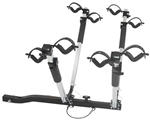 "Rola 1370400  SportWing Aluminum 4 Bike Carrier, 2"" Receiver Mount"