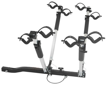 "Rola SportWing Aluminum 4 Bike Carrier, 2"" Receiver Mount"