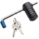 Master Lock Adjustable Coupler Lock